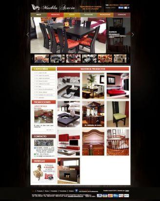Muebles Acacia