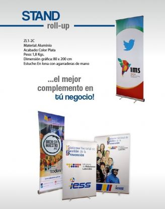 stand roll-up