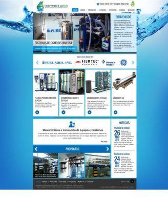 Equip Water Sistem
