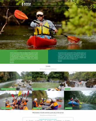 Kayak Ecuador