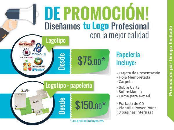 Diseñamos tu logo Profesional con la mejor calidad