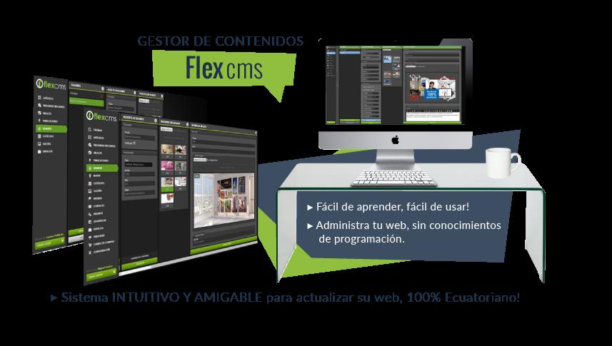 Flex CMS