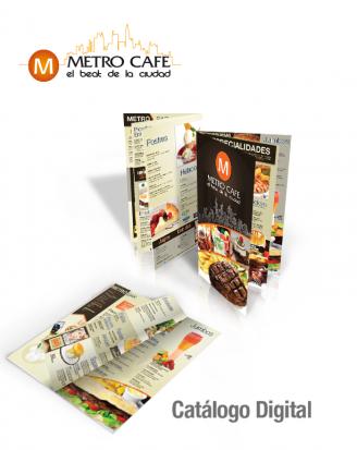 Metro cafe