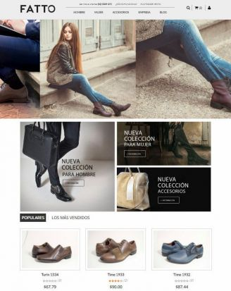 Tienda Online de Zapatos