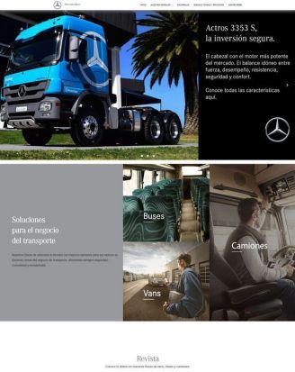 Mercedes Benz Comerciales