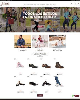 Zapatos Jorge Enriquez