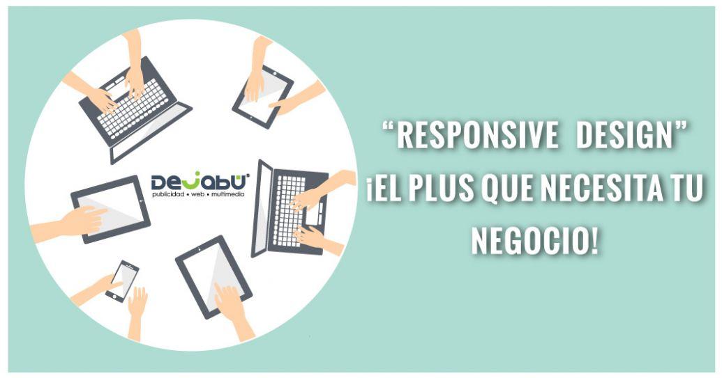 Responsive Design - El plus que necesita tu Negocio