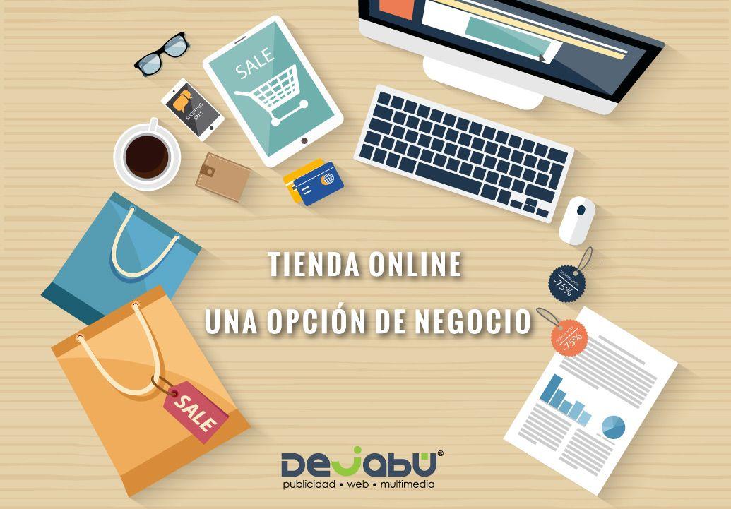 Tienda Online, Una opción de negocio